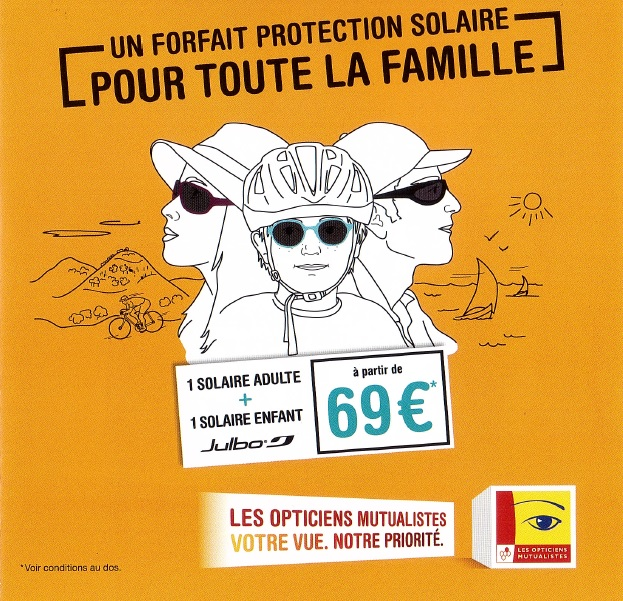 opticiens mutualistes forfait famille