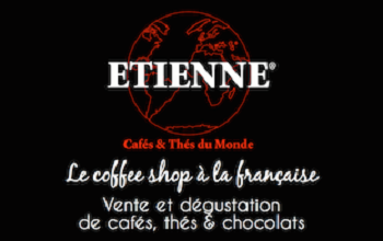Etienne coffee shop Laval