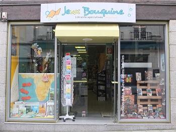 Librairie Jeux Bouquine