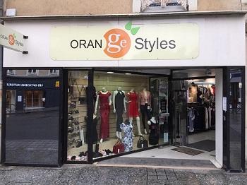 Orange Styles